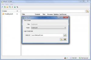 Enlarge KPassC Screenshot