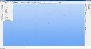 Enlarge Handy Easy CAD Screenshot