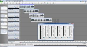 Enlarge MixPad Screenshot