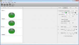 Enlarge Button Builder Screenshot