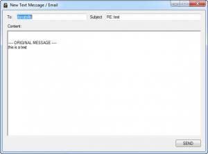 Enlarge SecuriSend Screenshot