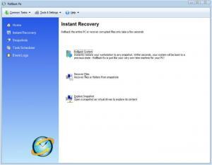 Enlarge RollBack Rx Screenshot