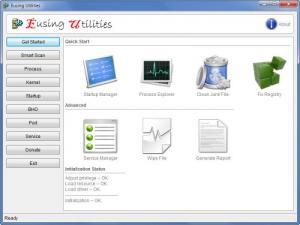 Enlarge Eusing Utilities Screenshot