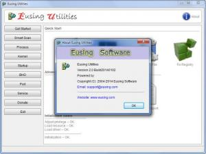 Enlarge Eusing Utilities Screenshot