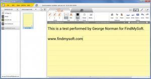 Enlarge SuperNote Pro Screenshot