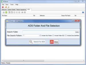 Enlarge PCFerret Screenshot