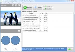 Enlarge Contenta Converter Screenshot