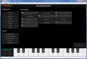 Enlarge JamDeck Screenshot