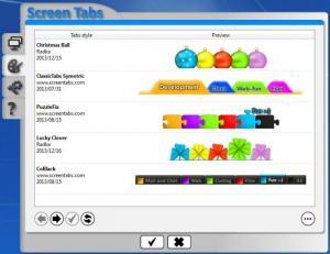 Enlarge ScreenTabs Screenshot