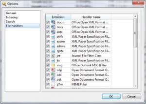 Enlarge FileSearchy Screenshot