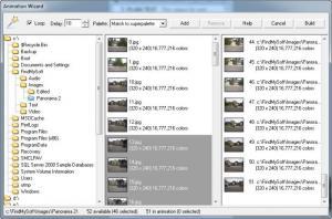 Enlarge GIF Construction Set Screenshot