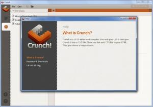 Enlarge Crunch Screenshot