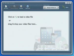 Enlarge VSO Video Converter Screenshot