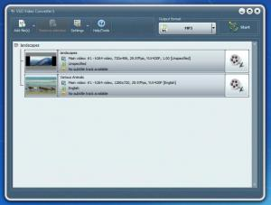 Enlarge VSO Video Converter Screenshot