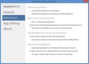 Enlarge ModernMix Screenshot