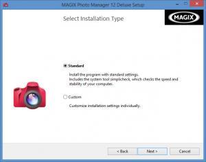 Enlarge MAGIX Photo Manager Screenshot