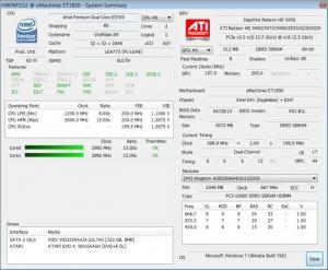 Enlarge HWiNFO32 Screenshot