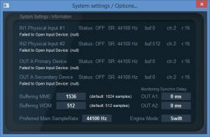 Enlarge VoiceMeeter Screenshot