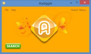 Enlarge Audiggle Screenshot