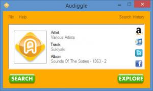 Enlarge Audiggle Screenshot