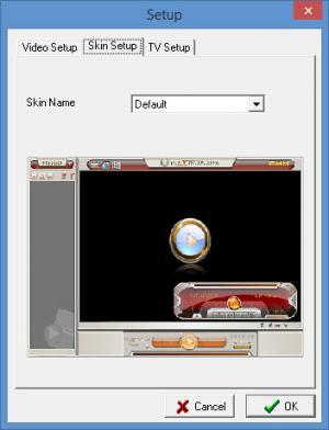 Enlarge WinX DVD Player Screenshot
