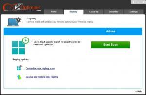 Enlarge Lavasoft PC Optimizer Screenshot