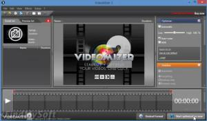 Enlarge Videomizer Screenshot