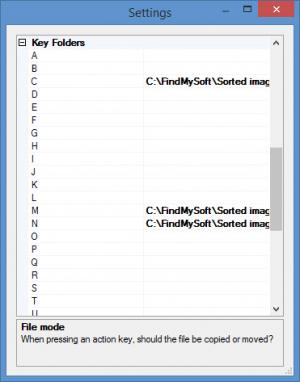 Enlarge PhotoSift Screenshot