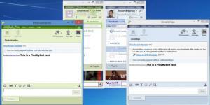 Enlarge Yahoo Multi Messenger Screenshot