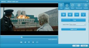 Enlarge Aimersoft Video Converter Screenshot