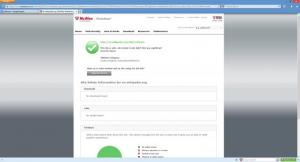 Enlarge McAfee SiteAdvisor Screenshot