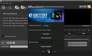 Enlarge GetGo Video Converter Pro Screenshot