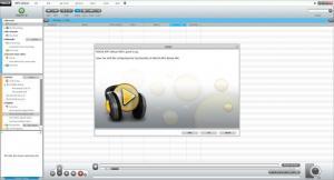 Enlarge MAGIX MP3 Screenshot