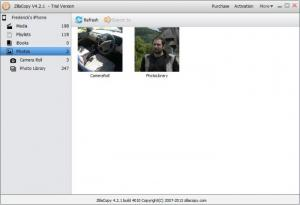 Enlarge ZillaCopy Screenshot