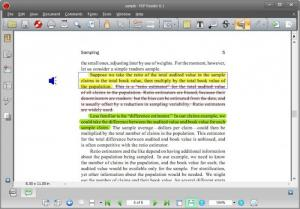 Enlarge Nuance PDF Reader Screenshot