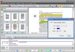 Enlarge Nuance PDF Reader Screenshot