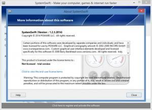 Enlarge SystemSwift Screenshot