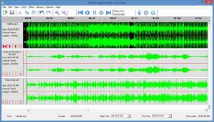 Enlarge GiliSoft Audio Editor Screenshot