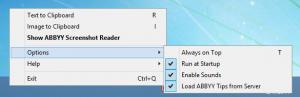 Enlarge ABBYY Screenshot Reader Screenshot