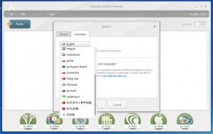 Enlarge Freemake Audio Converter Screenshot