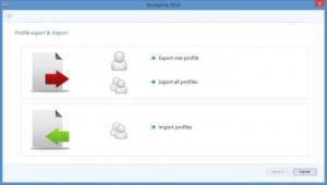 Enlarge MoneyFox Screenshot