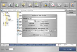 Enlarge Soft4Boost Burning Studio Screenshot