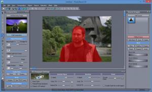 Enlarge Photo Blend 3D Screenshot