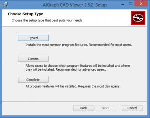 Enlarge AIGraph CAD Viewer Screenshot