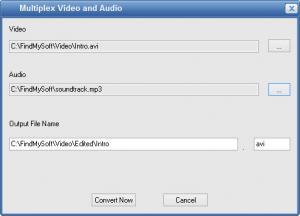 Enlarge E.M. Total Video Converter Screenshot