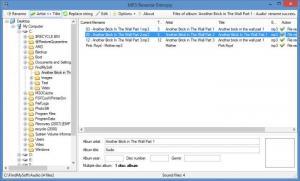 Enlarge MP3 Reverse Entropy Screenshot