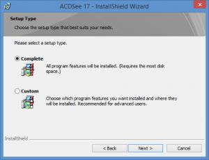 Enlarge ACDSee Screenshot