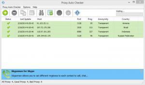 Enlarge Proxy Auto Checker Screenshot