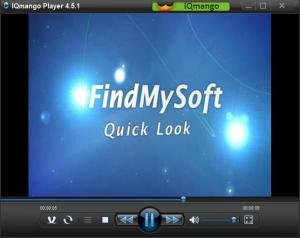 Enlarge IQmango Media Player Screenshot