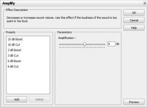 Enlarge AVS Ringtone Maker Screenshot